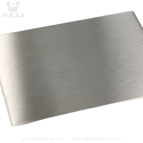 HL Stainless steel sheets