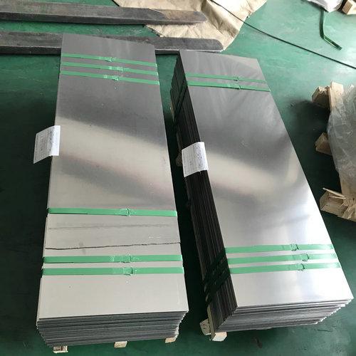 Lamiera di acciaio inossidabile 409L