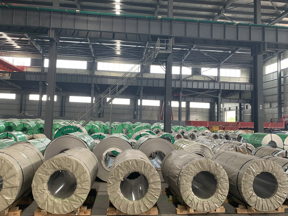 hot rolled stainless steel stock