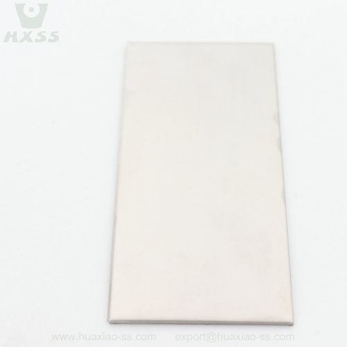 precision stainless steel sheet