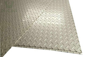 Stainless Steel Checker Plate