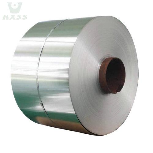 bobina de acero inoxidable de precisión